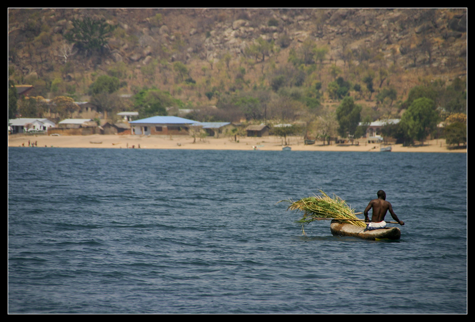 ... Back to Chembe Village, Malawi ...
