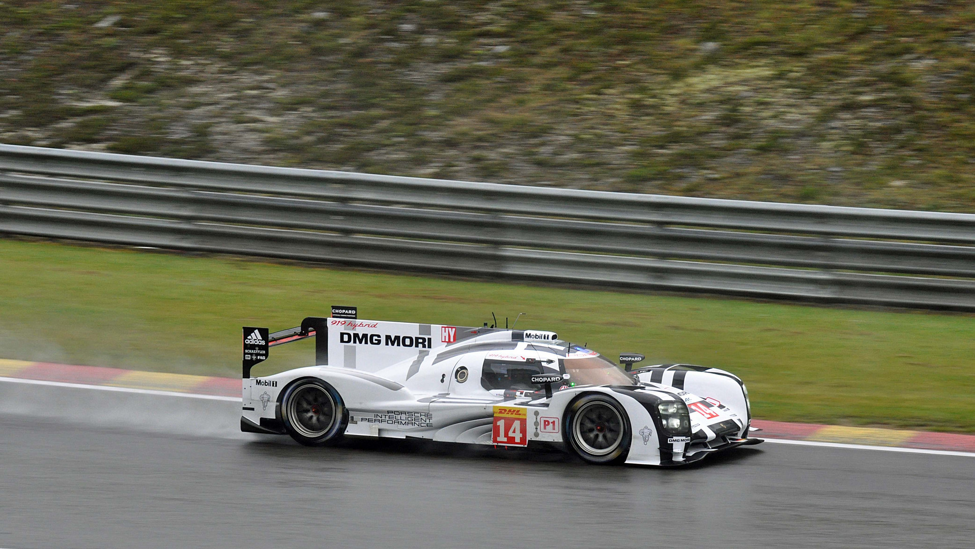 Back to Spa-Francorchamps