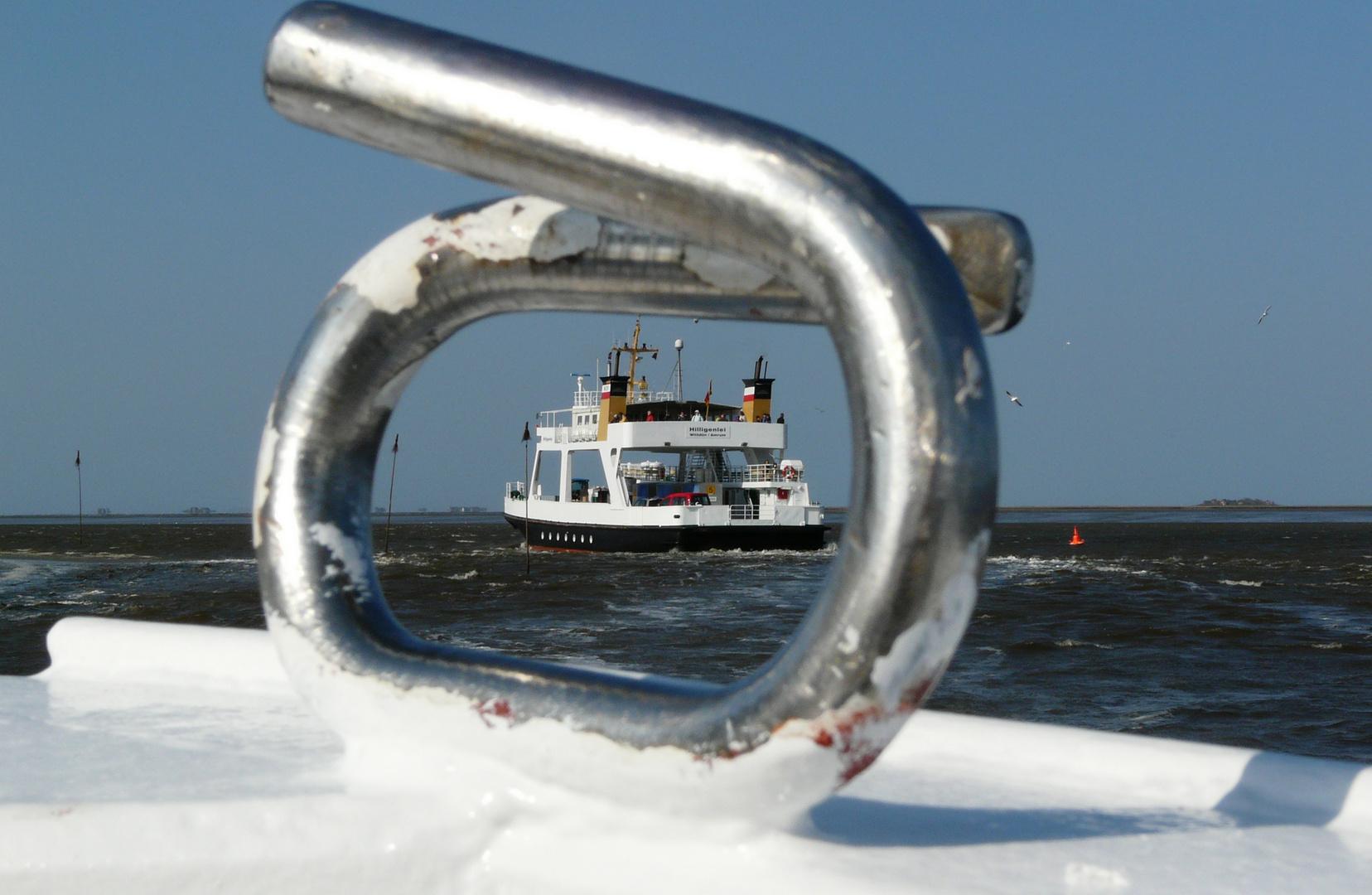 Backbord Voraus