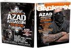 BACKSPIN COVER | AZAD