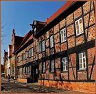 Backstein 6 - Die alte Roßmühle an der Obertrave