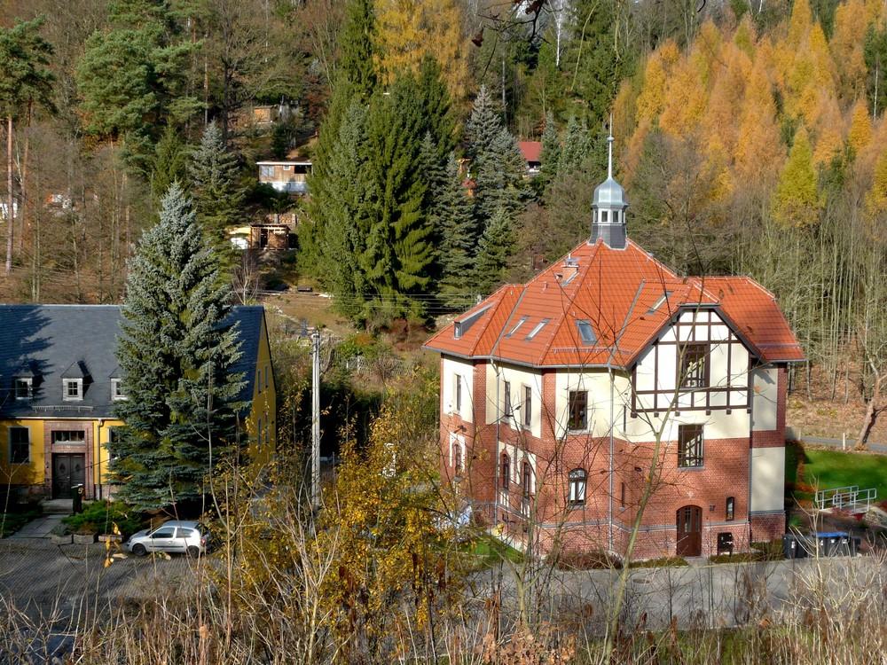 Backsteinhaus 1