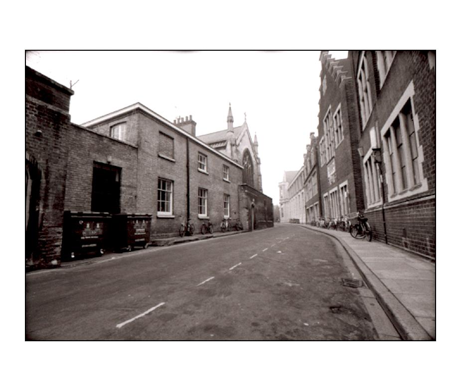 - backstreets of.. -