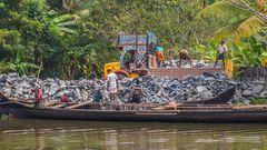 Backwaters - Wasserstrasse für alle und alles (2)