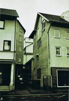 Backyard Street