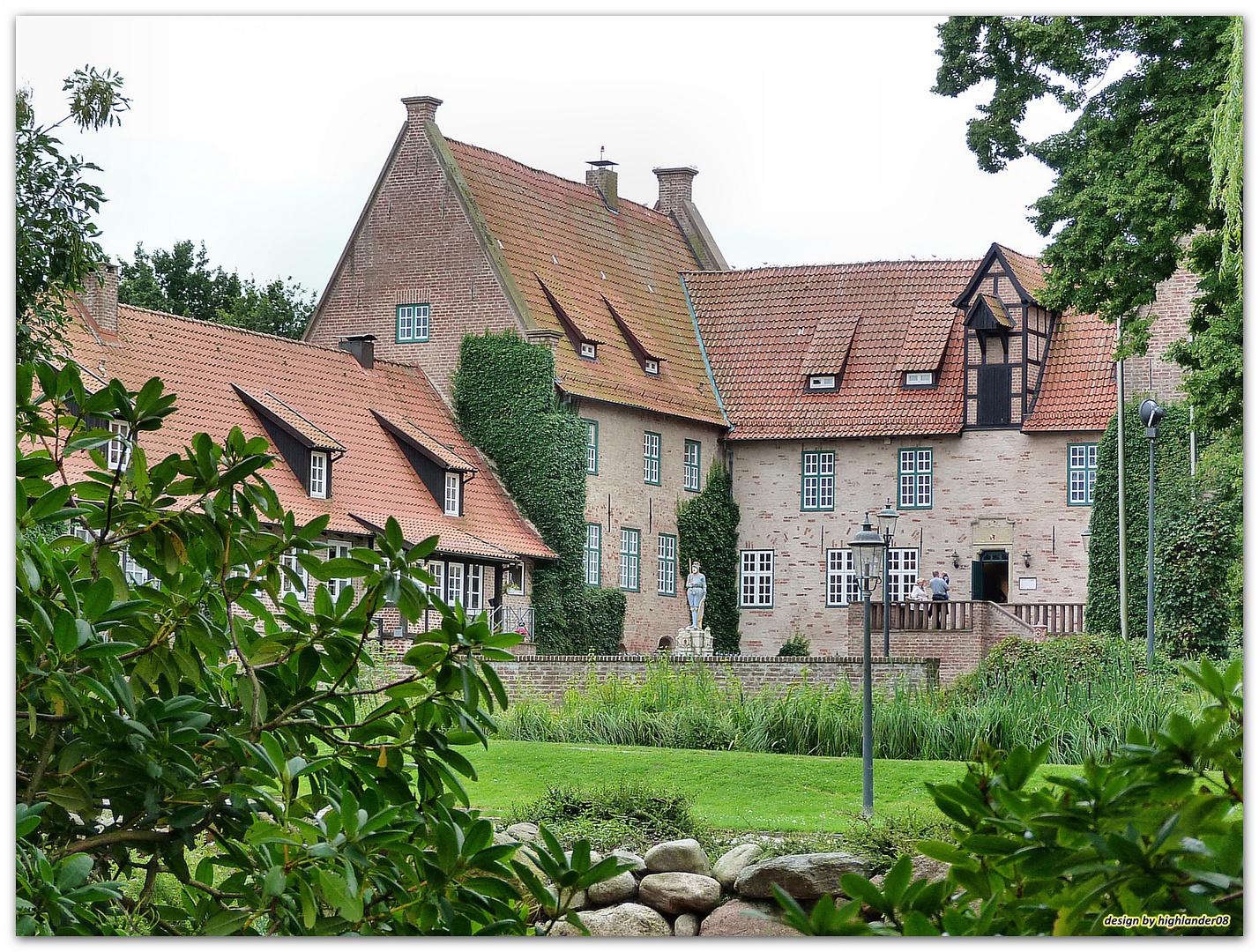 Bad Bederkesa - (neuerbautes) altes Schloß