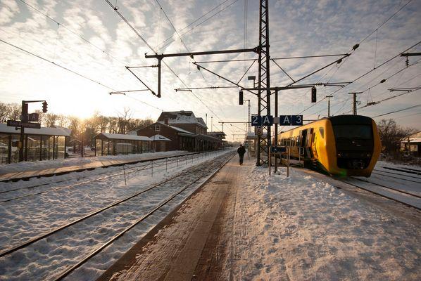 Bad Bentheim - Railway Station 1