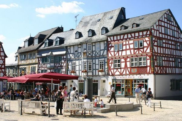 Bad Camberger Marktplatz