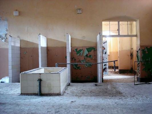 Bad/ Duschraum Beelitz Heilstetten