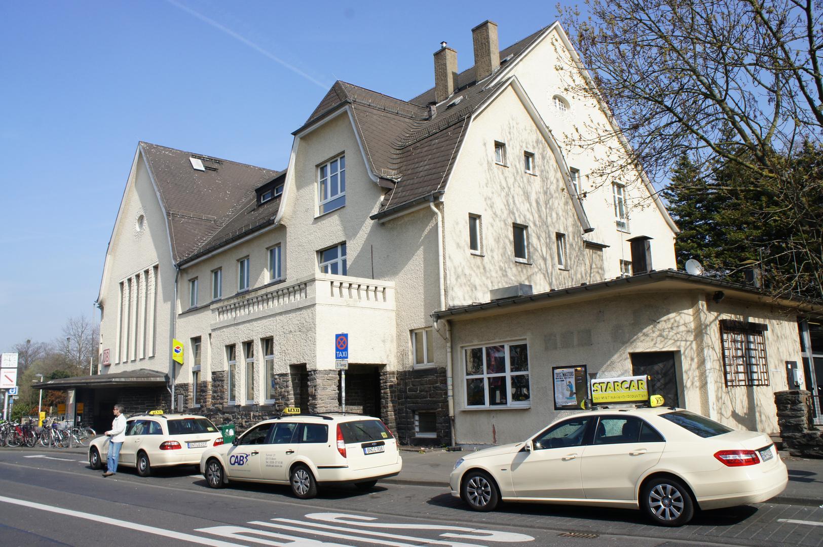 Bad Godesberg Bahnhof
