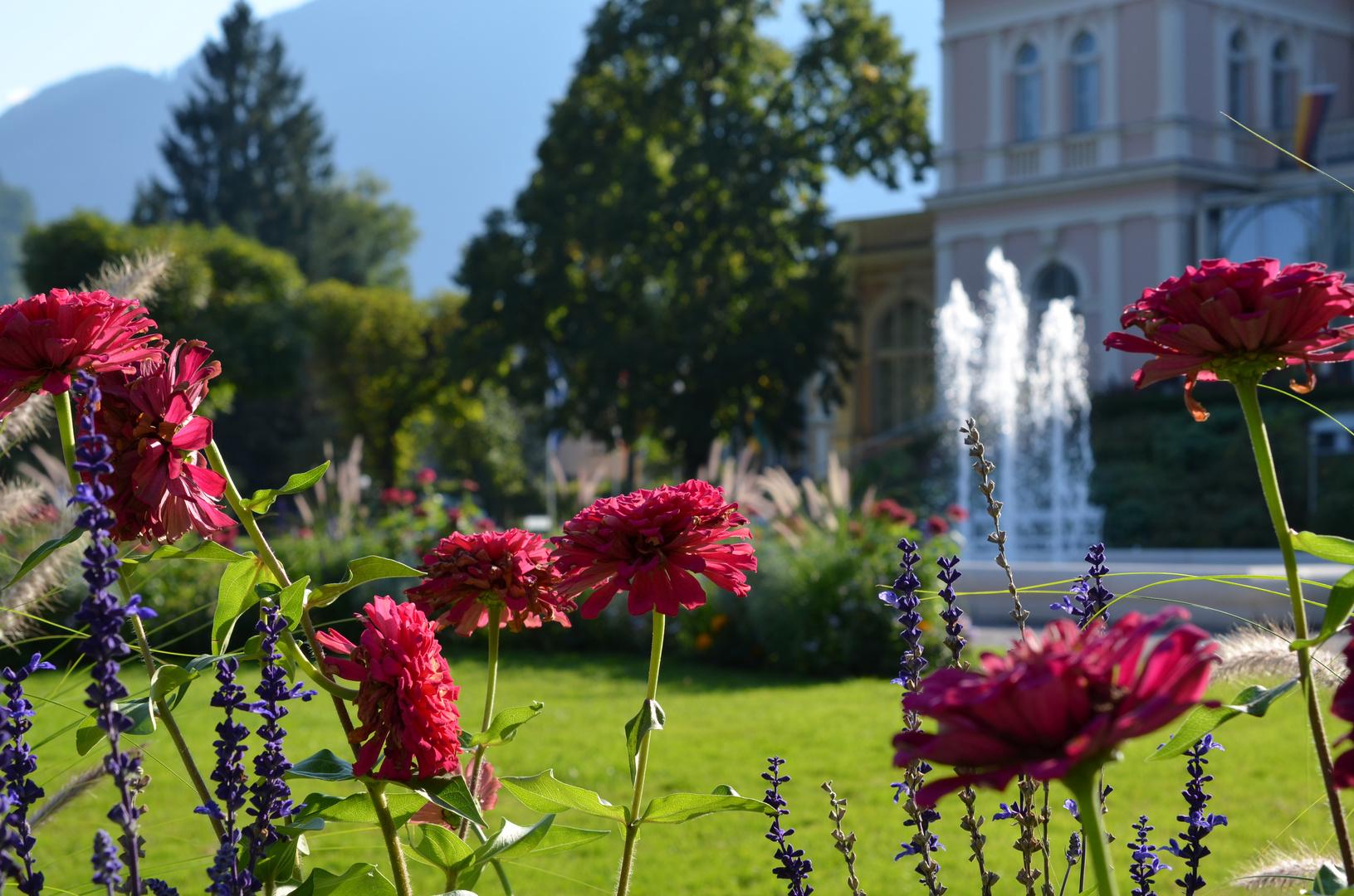 Bad Ischl (im Park)