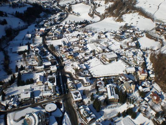 Bad Kleinkirchheim von oben