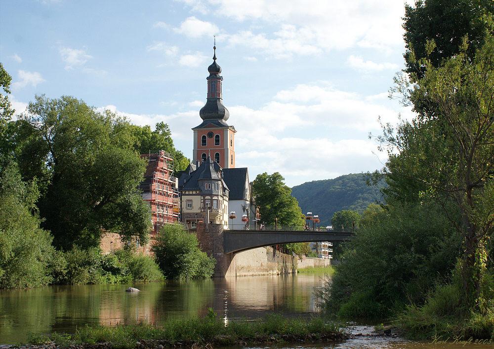 bad kreuznach pauluskirche foto bild deutschland europe rheinland pfalz bilder auf. Black Bedroom Furniture Sets. Home Design Ideas