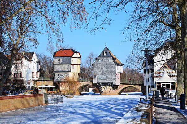 Bad Kreuznacher Brückenhäuser