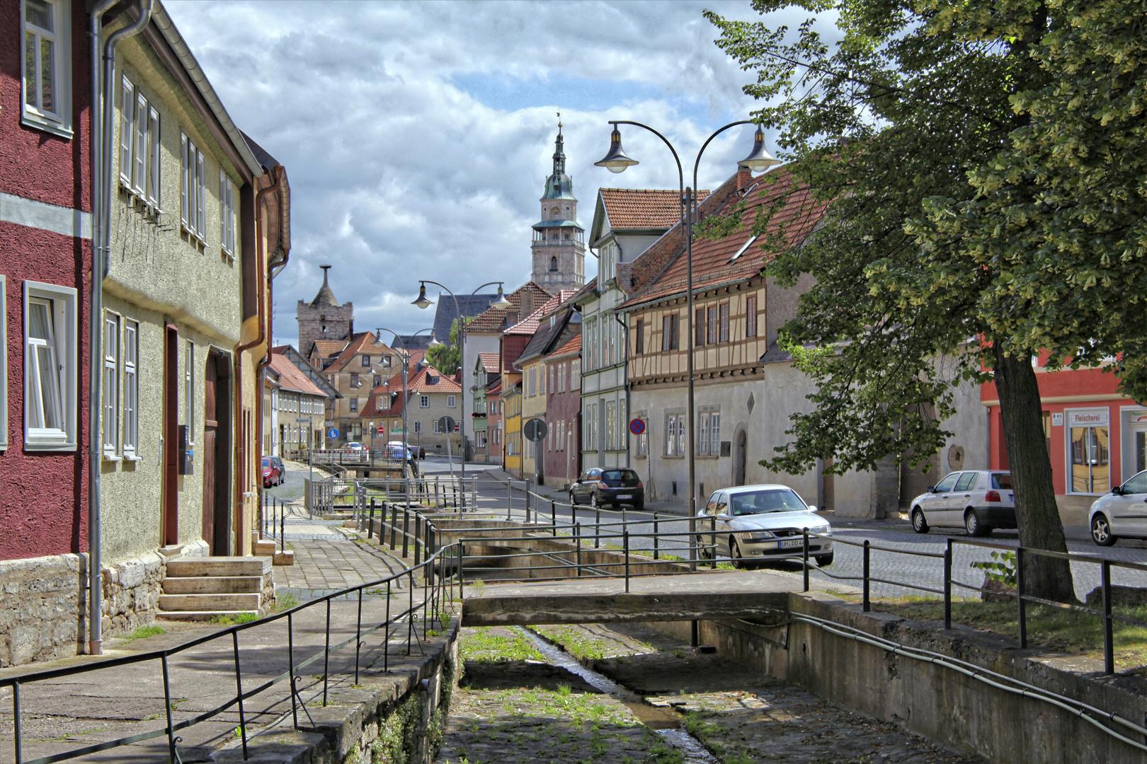 Bad Langensalza - eine liebenswerte Kleinstadt