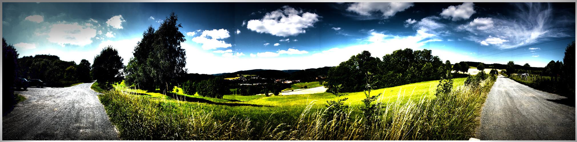 Bad Lauterberg - Panorama