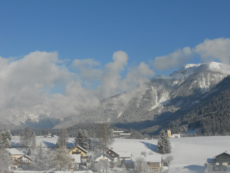 Bad Mitterndorf - Der erste Schnee