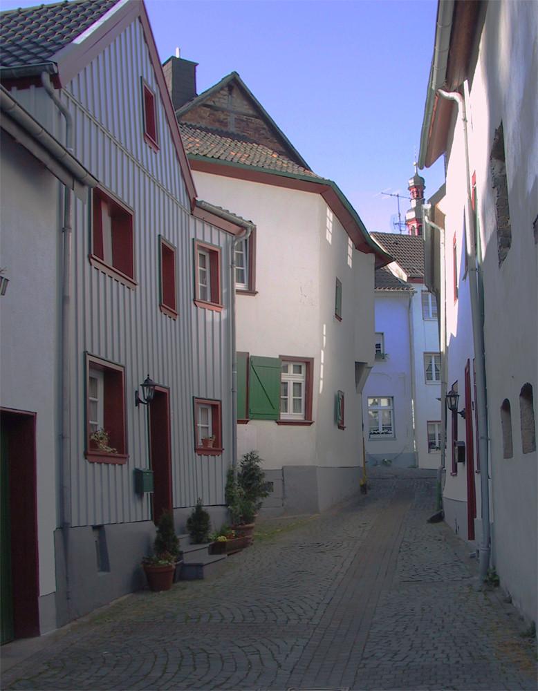 Bad Münstereifel Kettengasse
