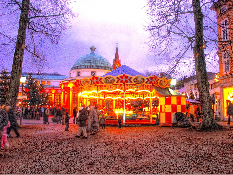 Bad Pyrmont Weihnachtsmarkt