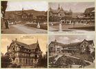 Bad Salzungen vor 100 Jahren in Sepia