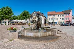 Bad Sobernheim Marktbrunnen 68