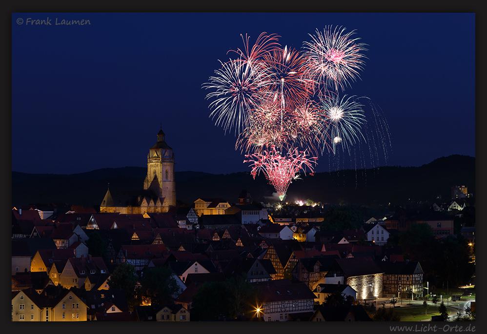 Bad Wildungen - Kram - und Viehmarkt 2013