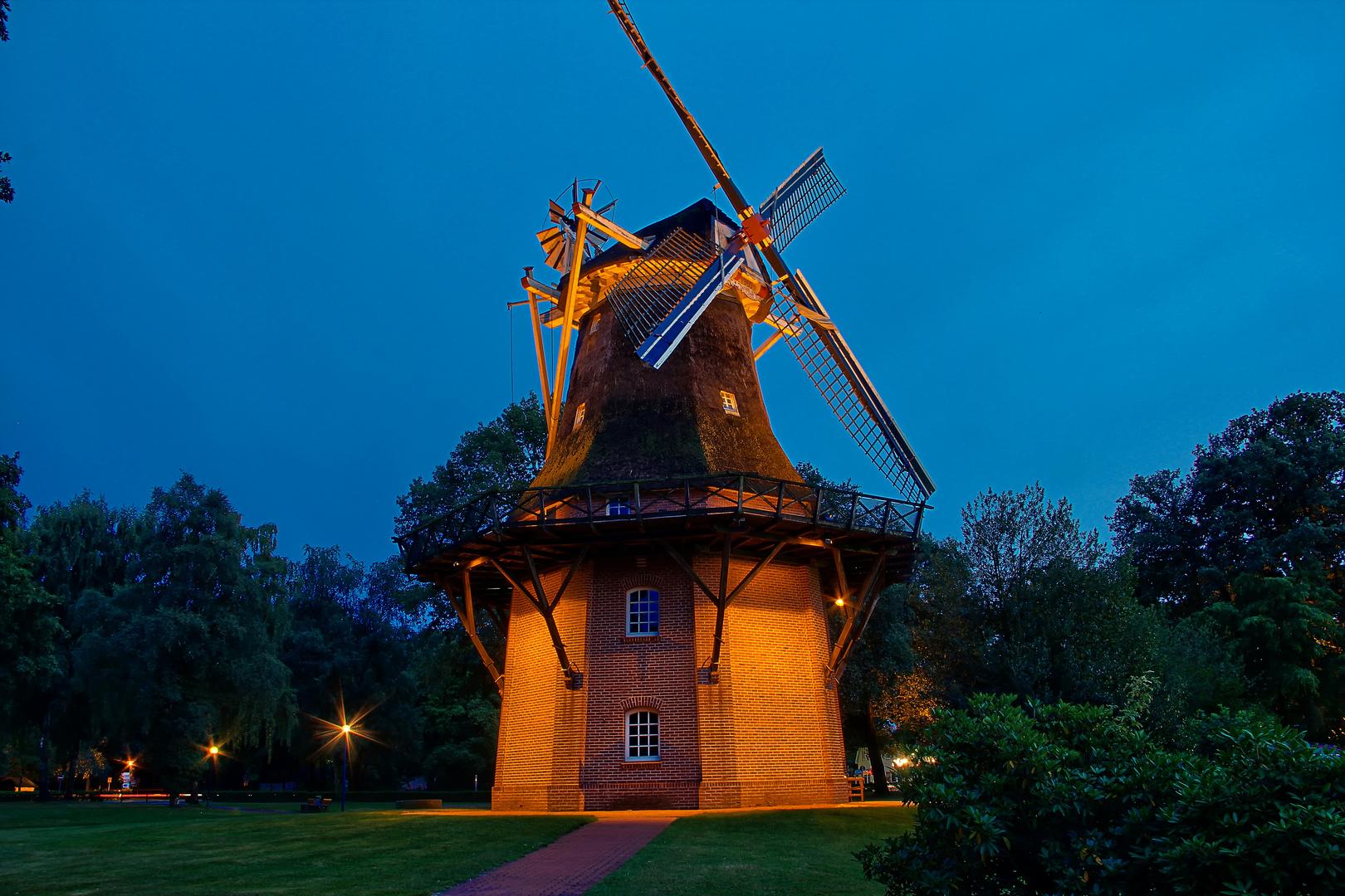 Bad Zwischenahn - Mühle im Kurpark