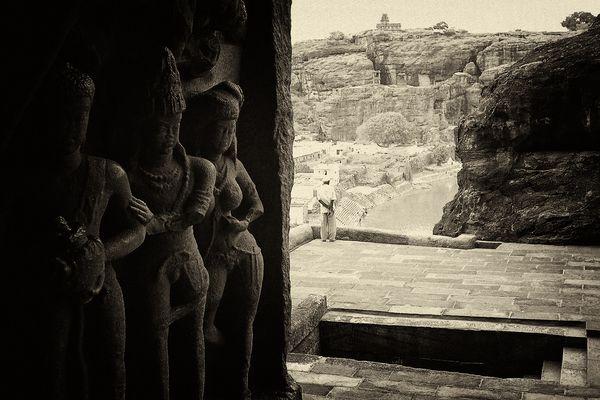 BADAMI - KARNATAKA INDIA
