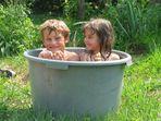 Badefreuden in Ungarn