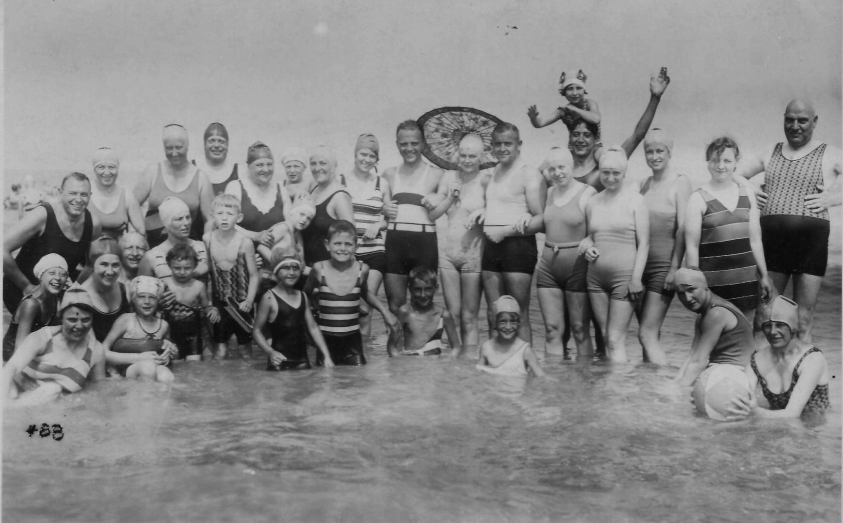 Badegesellschaft
