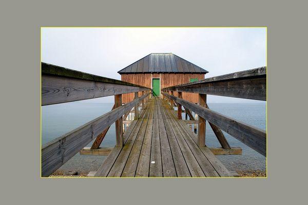 Badehaus am Bodensee
