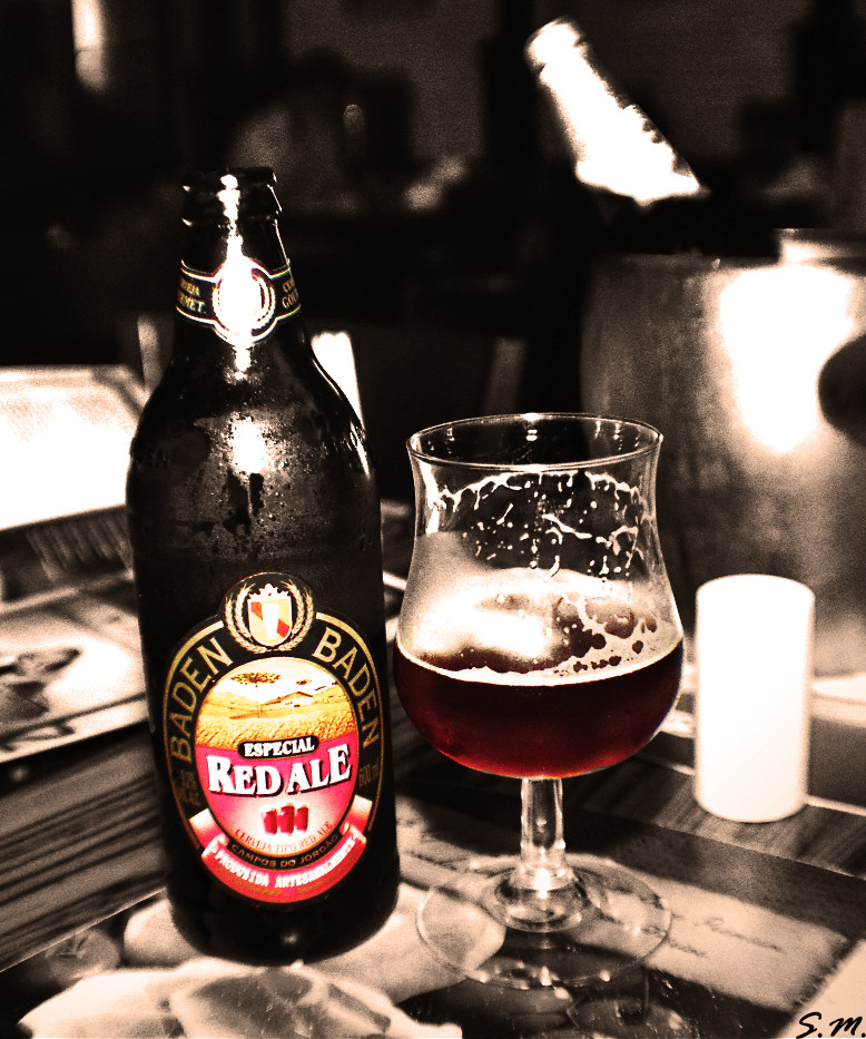 Baden Baden Bier in Brazilien