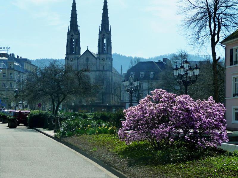 Baden-Baden erwacht