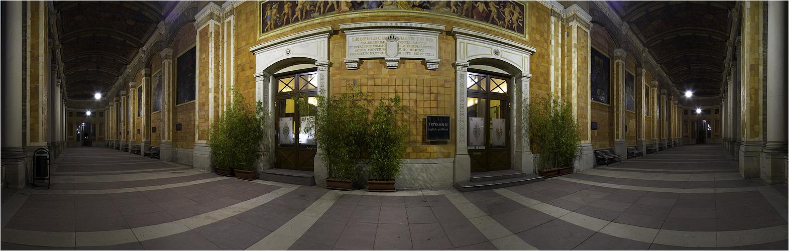 Baden-Baden Trinkhalle