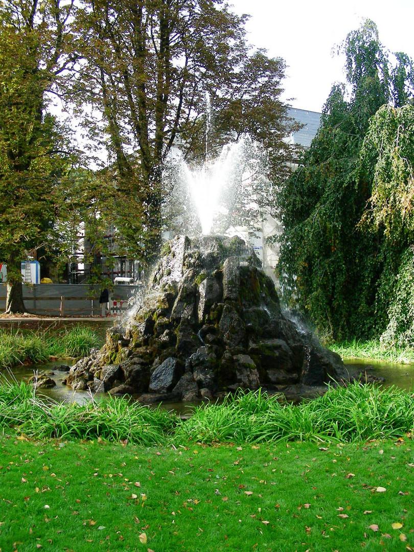 Baden Baden Wasserspiel