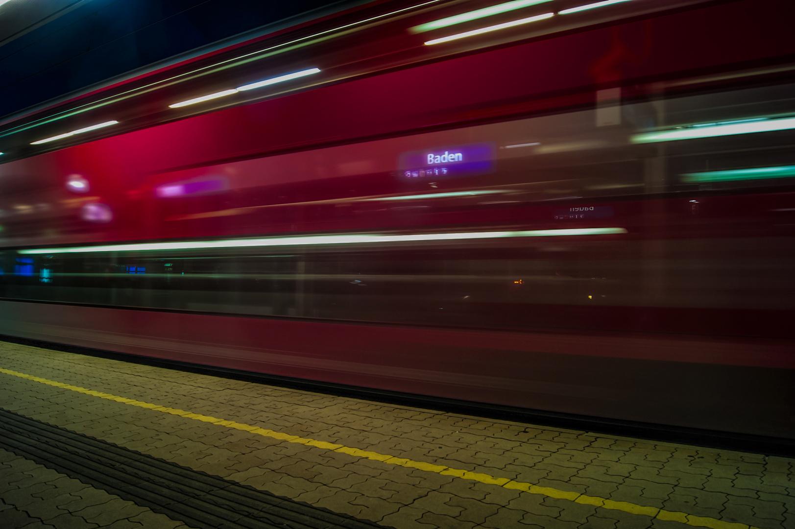 Baden bei Wien-Railjet