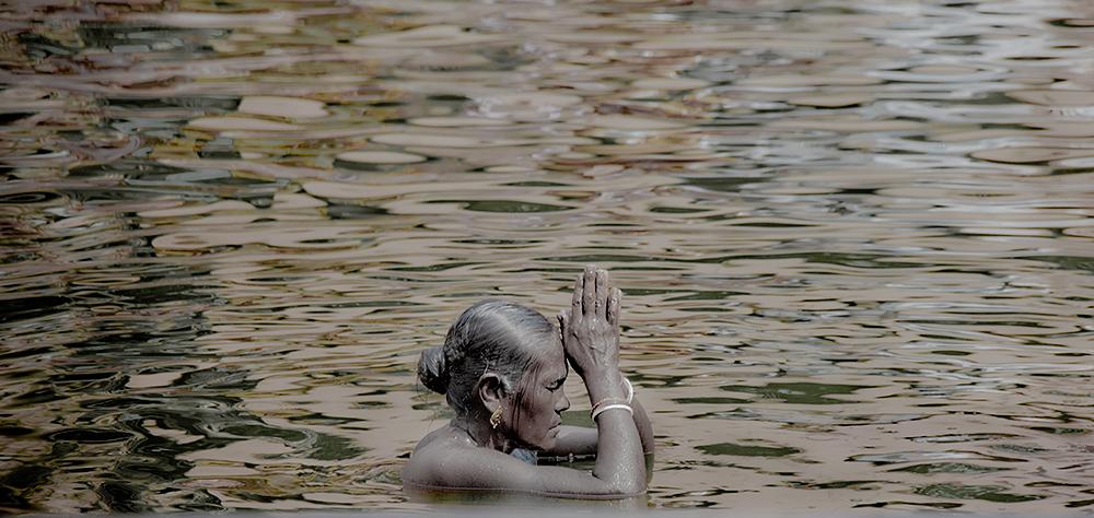 baden und beten