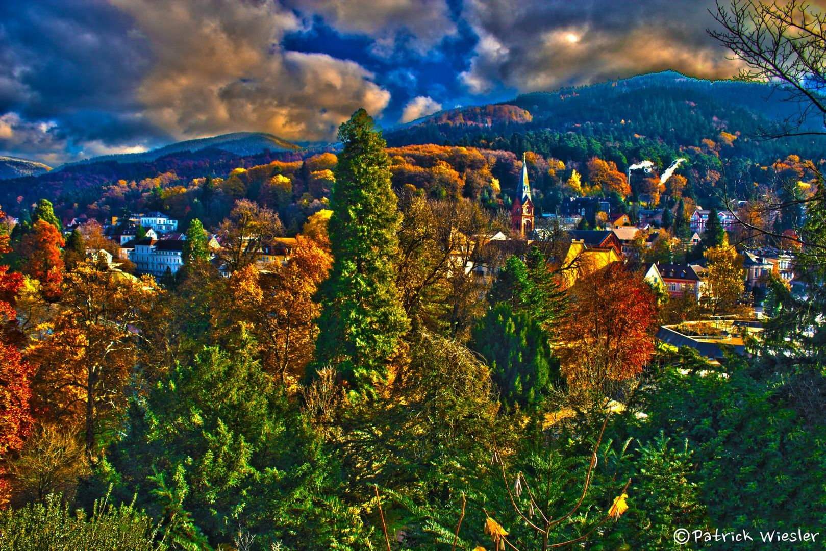 Badenweiler Herbst