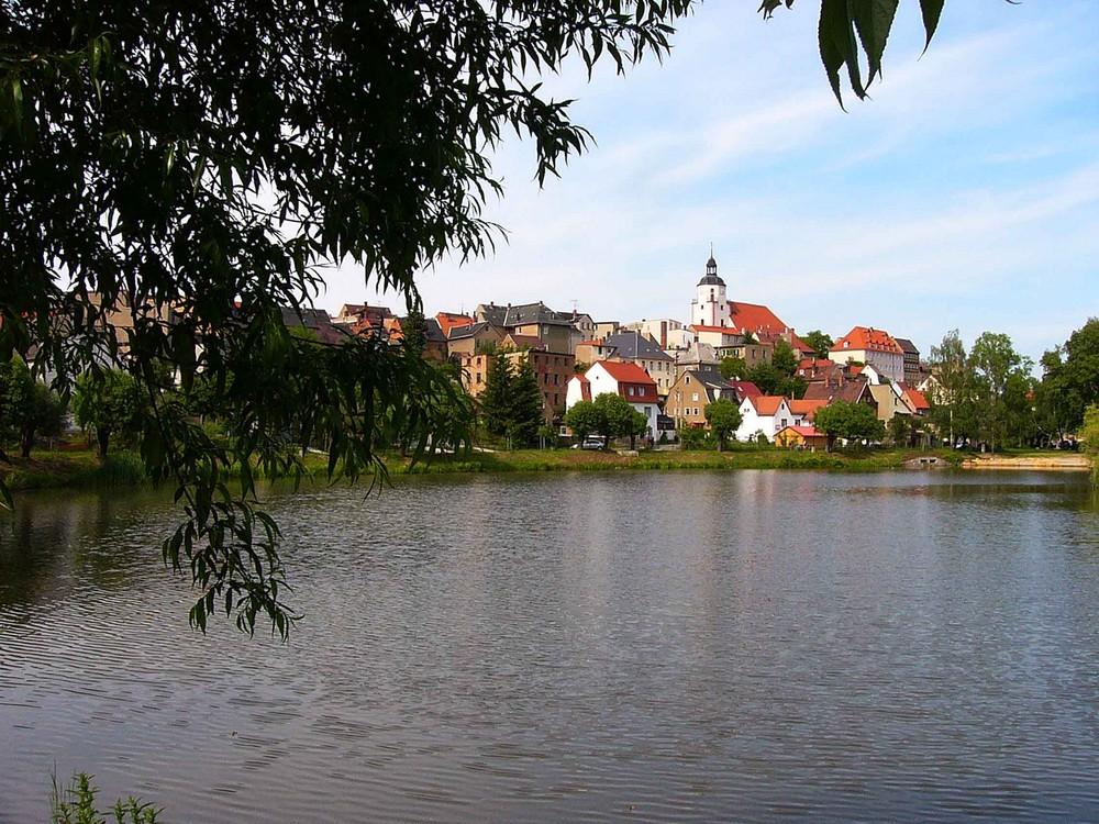 Baderteich - Ronneburg in Thüringen