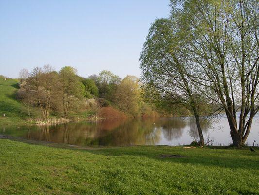 Badestelle Lankower See