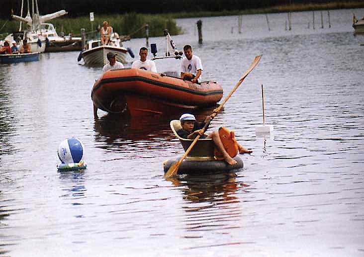 Badewannenregatta röbel 2003