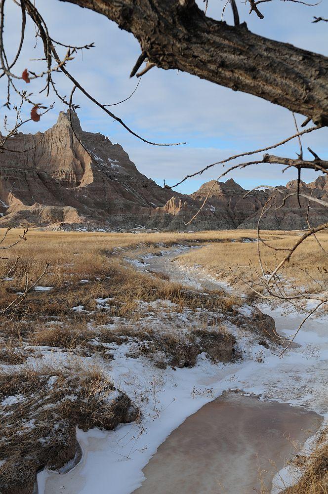 Badlands NP, South Dakota