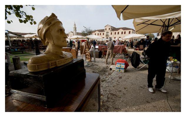 Badoere Treviso : mercatino...