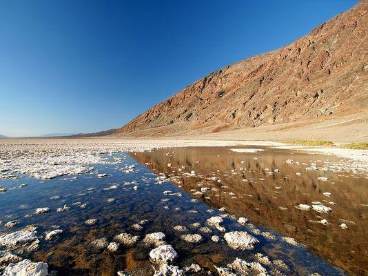 Badwater - Death Valley, Kalifornien