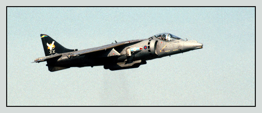 BAE Systems Harrier GR 7