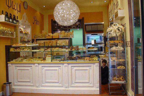 bäckerei in padova