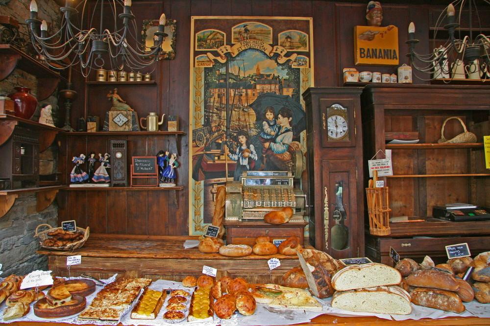 Bäckerladen...