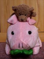 Bärbel und ihr Glücksschwein