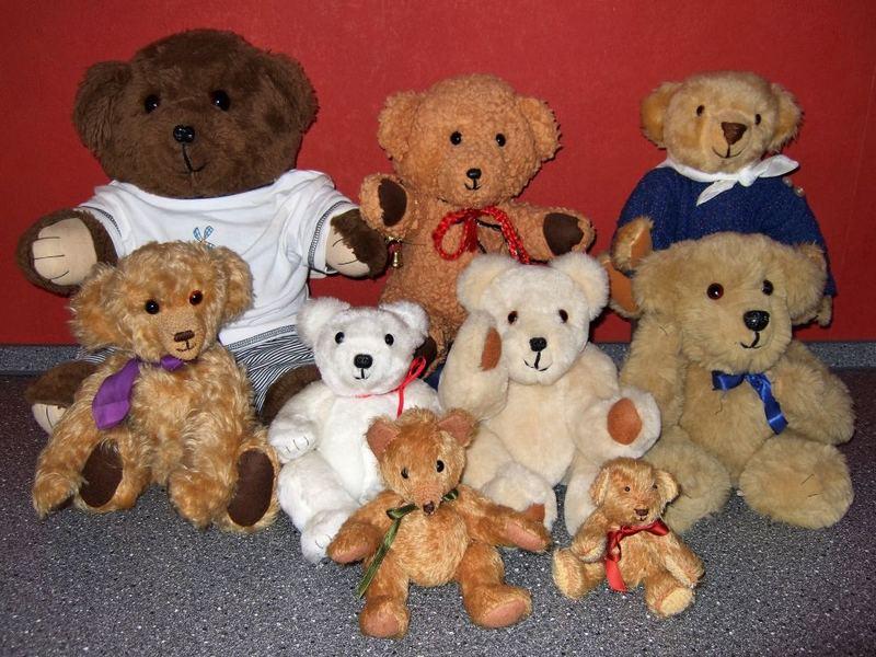 Bären-Kinder