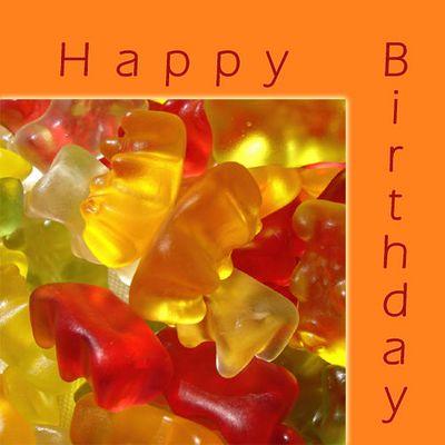 Bärenstarker Geburtstag